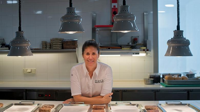 Restaurante 'Maca de Castro': restaurante en puerto de Alcudia