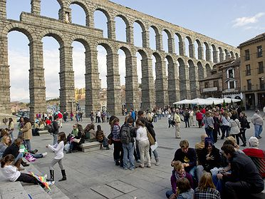 Ciudades en 48 horas - Segovia