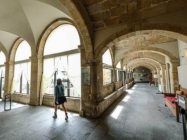 Un convento de monjas reactualizado para encontrarse consigo mismo