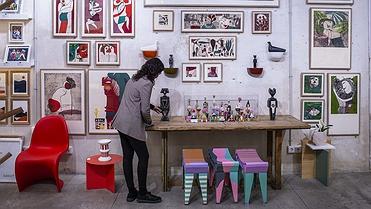 Tiendas de regalos y complementos originales en Madrid