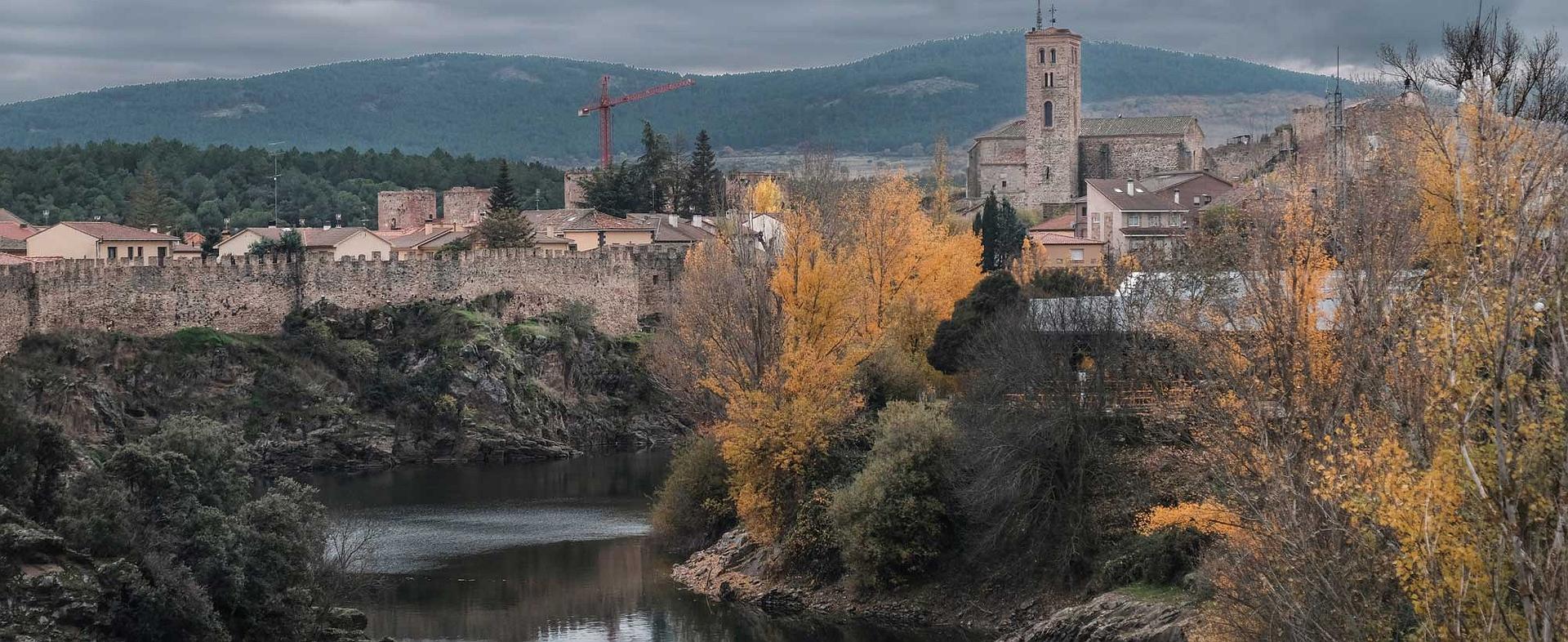 Buitrago del Lozoya (Madrid): excursión y qué ver