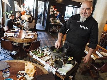 Restaurante mexicano 'Oaxaca': comida mexicana en Barcelona