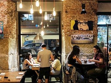 Taberna 'Juan Raro' (Madrid): nueva cocina en Lavapiés
