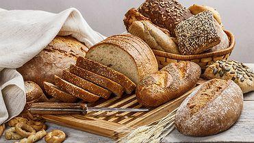 Tipos de pan para cada comida