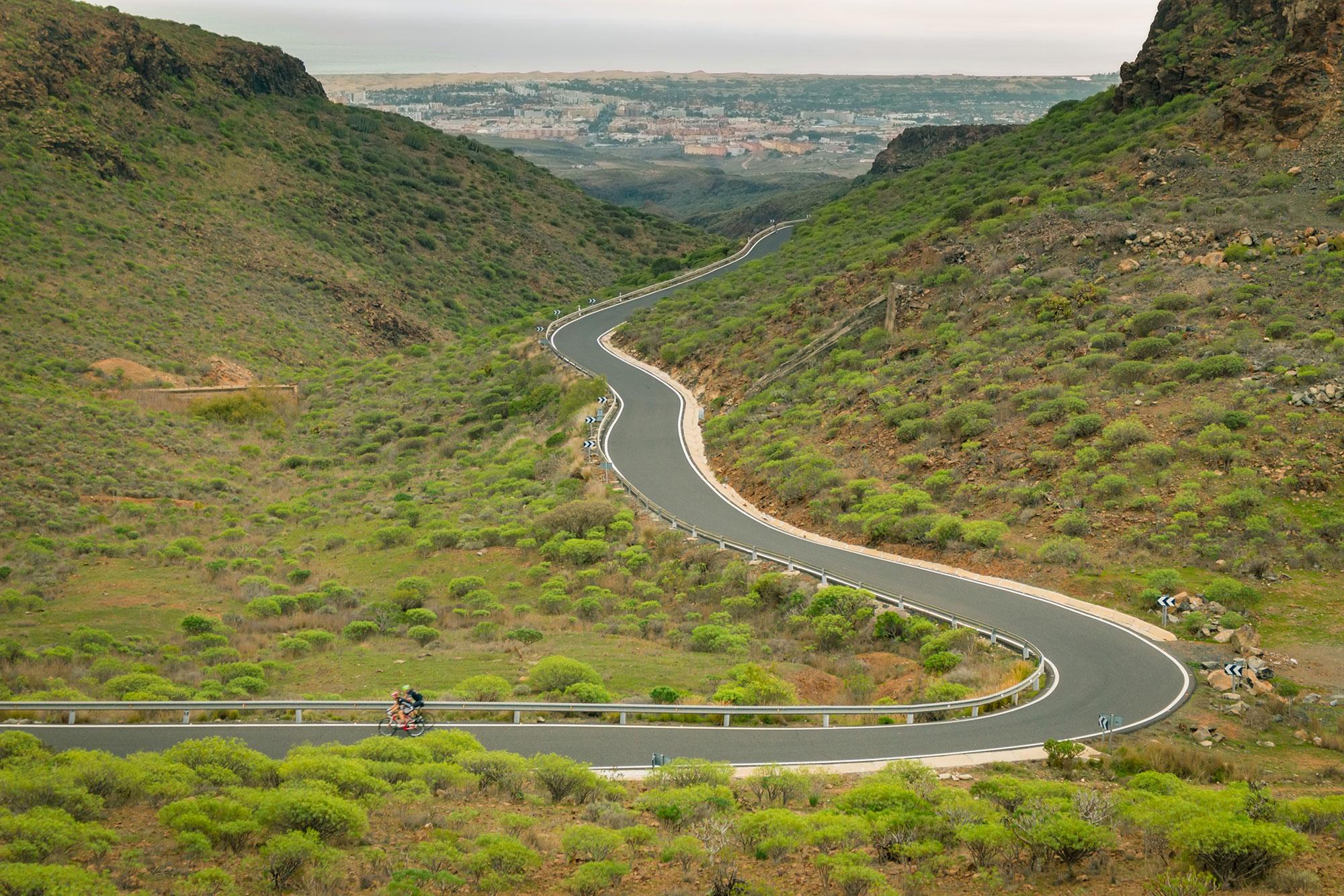 Fúndete con el paisaje canario. Foto: Shutterstock.