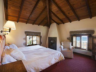 Hoteles pequeños, grandes alojamientos