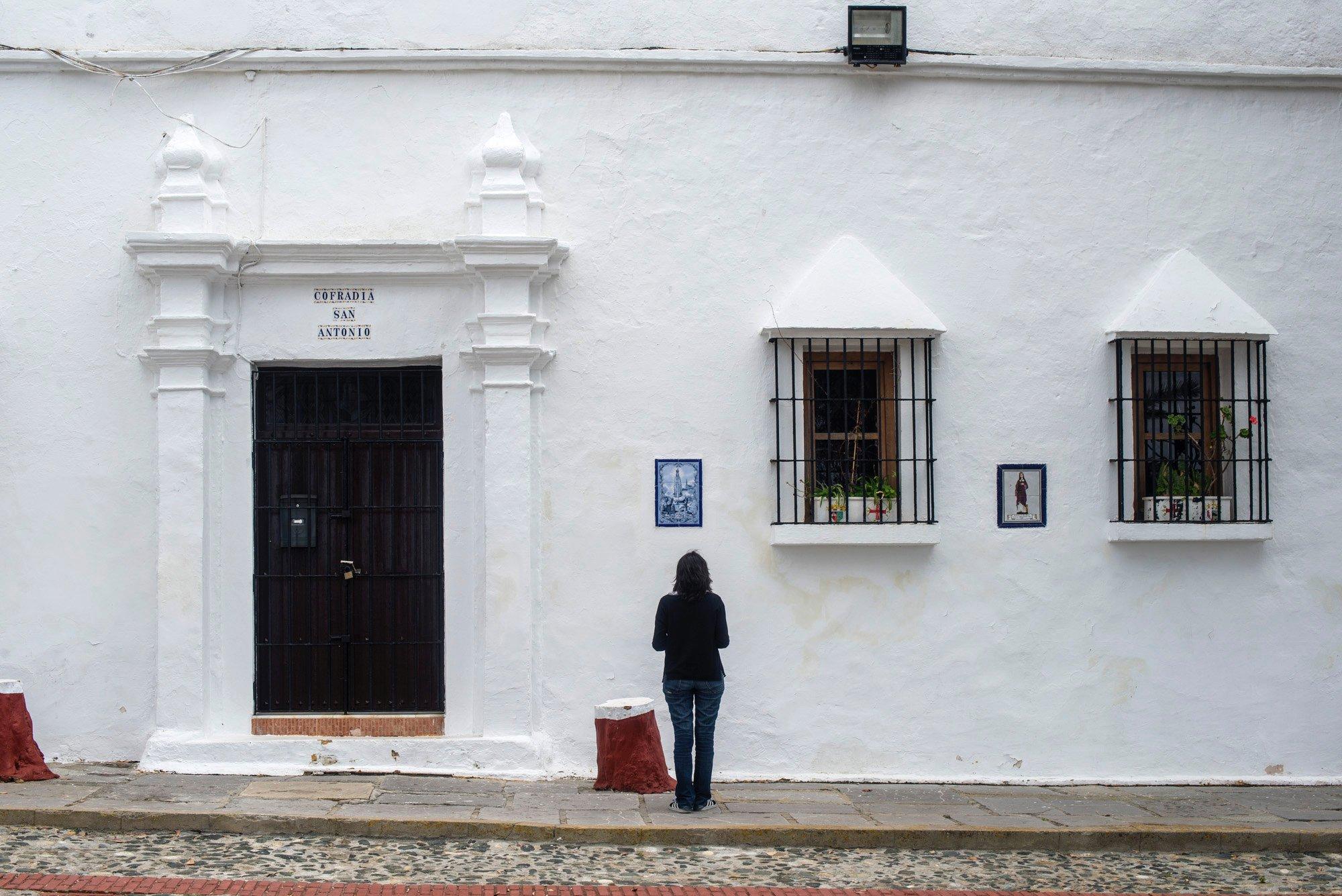Ceuta: ermita de San Antonio (Monte Hacho)