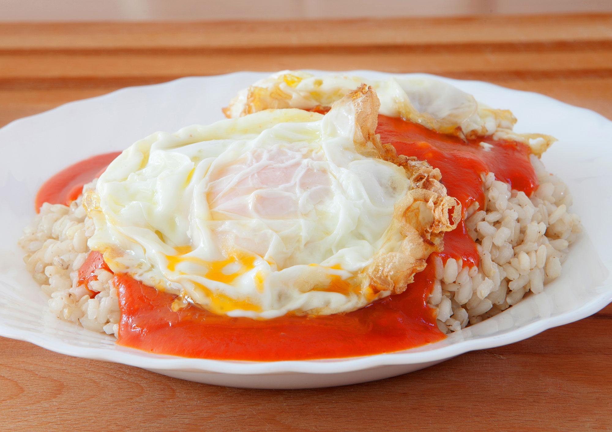 Una receta rica y rápida para un día de resaca. Foto: Shutterstock.