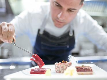 Restaurante 'El Campero', el mejor atún rojo de almadraba