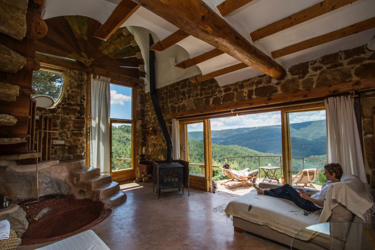 Casa rural mar de la carrasca villahermosa del r o castell n gu a repsol - Casa rural el bosque navaconcejo ...