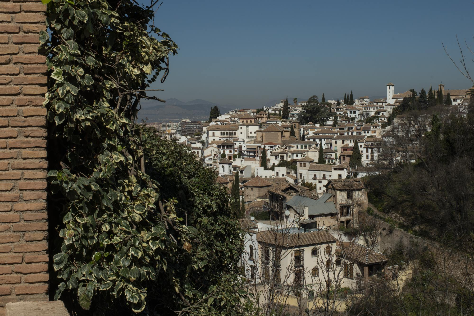 torres bermejas albaicín