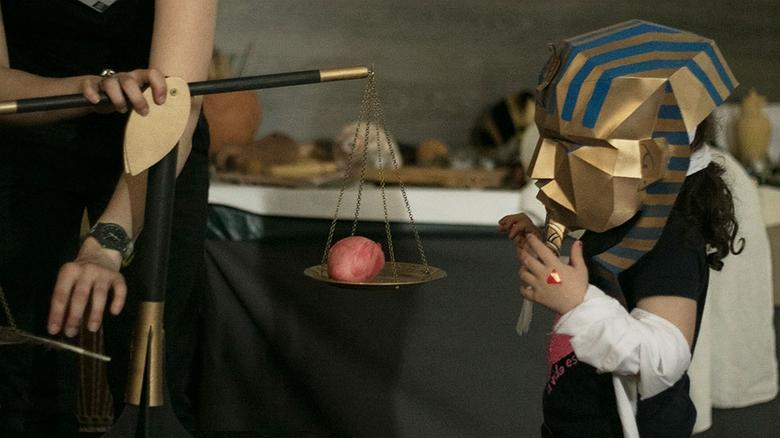 'Arqueopinto', el parque de la Prehistoria en Madrid para niños