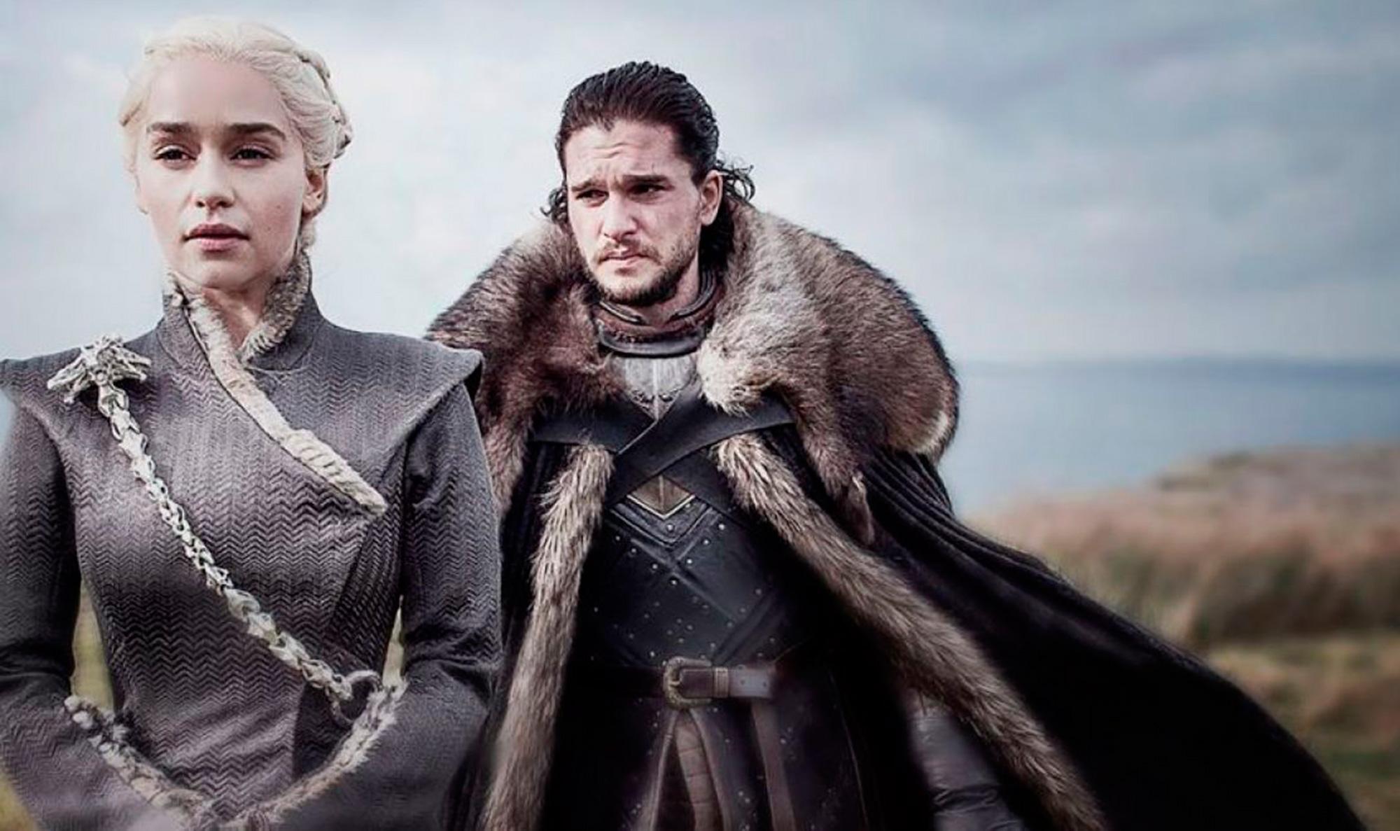 Daenerys Targaryen y Jon Snow acabaron muy bien la séptima temporada.