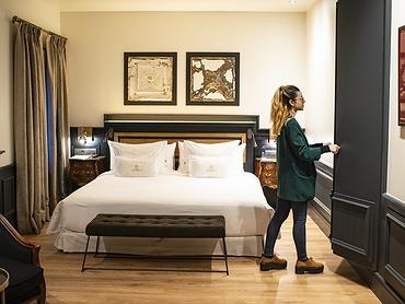 'La Casa del Presidente': hotel de lujo en Ávila