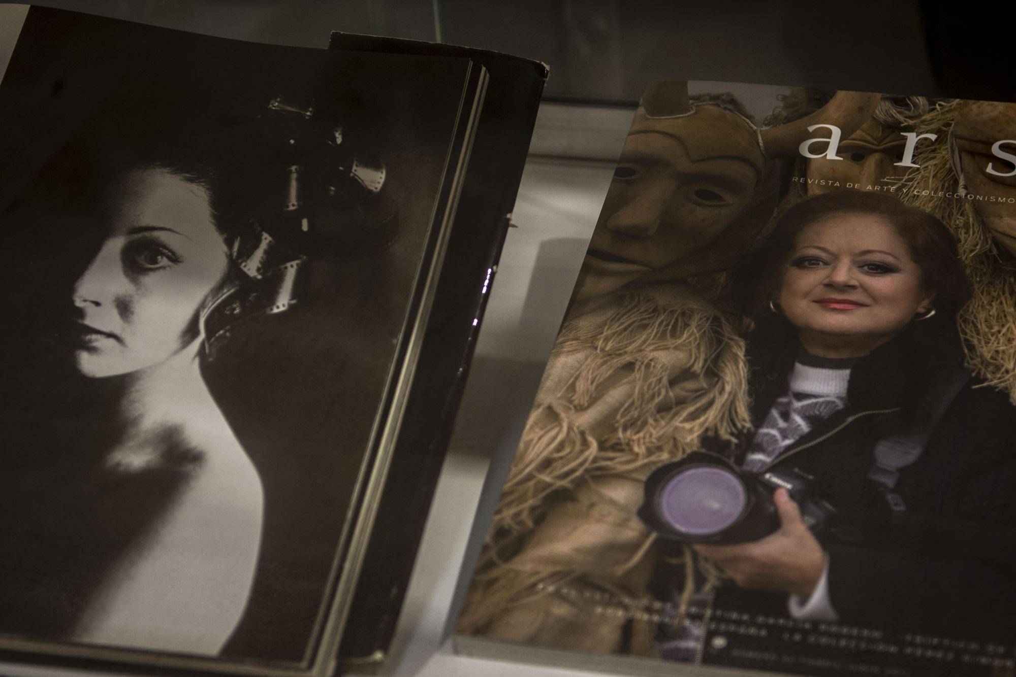 Cristina García Rodero, primera fotógrafa española de la agencia Magnum, ya tiene su espacio en su localidad natal.