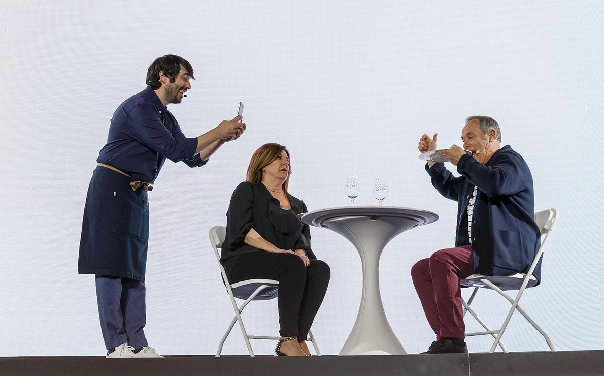 Gala Soles Guía Repsol 2020. 'Vaya semanita'