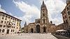 Apertura Catedral de Oviedo. Vista general de la catedral.