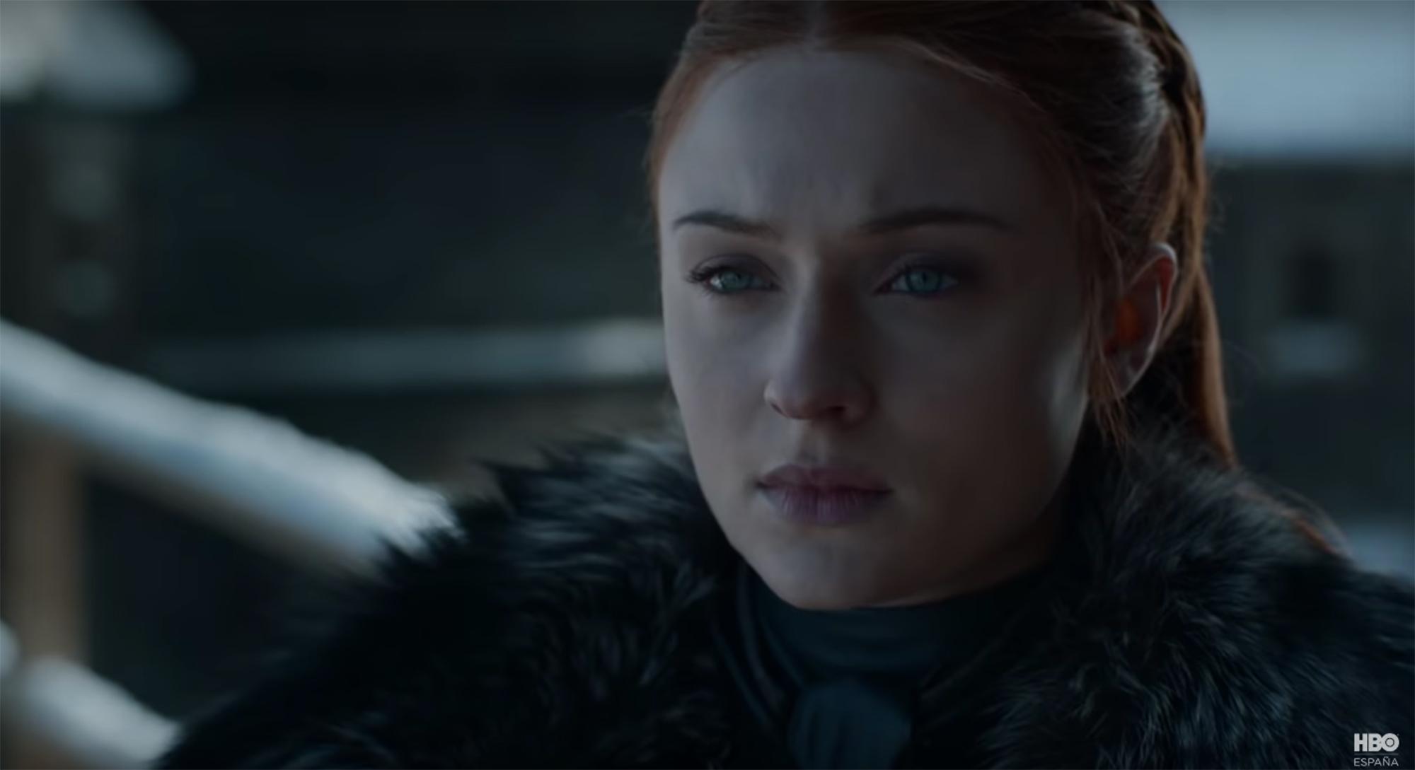 Sansa Stark, Juego de Tronos.