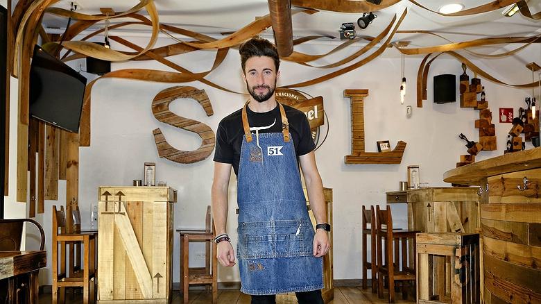 'El 51 del Sol': cocina castellano leonesa en Aranda de Duero