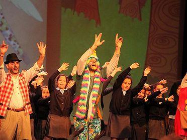 Ópera para niños en Madrid