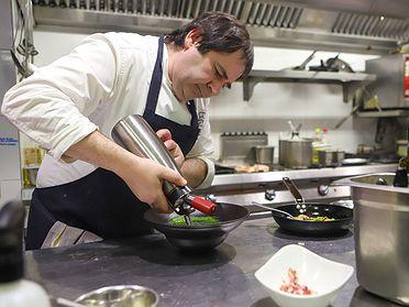Los restaurantes favoritos de Pablo Loureiro ('Casa Urola')