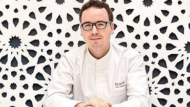 Retrato de Paco Morales (chef de 'Noor')
