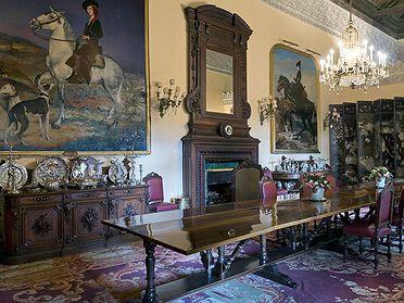 Palacio Las Dueñas (Sevilla): la huella de Eugenia de Montijo
