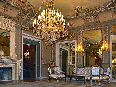 Palacio Marqués de Villafranca - Real Academia de Ingeniería (Madrid)