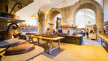Cocinas del Palacio Real (Madrid)