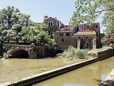 Pals (Ampurdán), el rincón medieval rodeado de arrozales