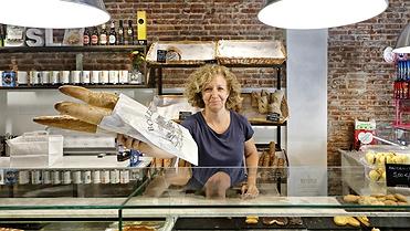 Panaderías para celíacos en Madrid