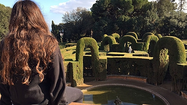 Parques curiosos en Barcelona para ir con niños
