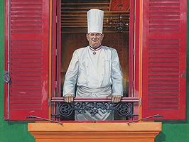 Así inventó 'El Emperador' de la nouvelle cuisine la mítica sopa de trufas