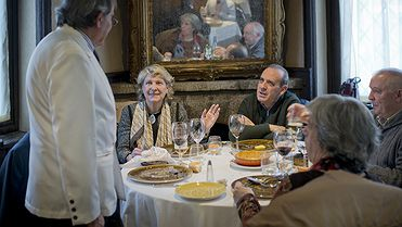 'Casa Pedro' (Madrid), el primer restaurante de carretera