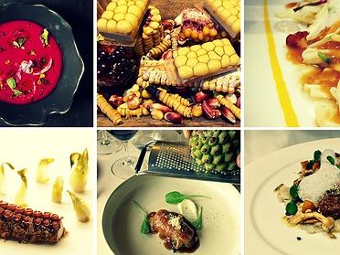 Los mejores platos 2016 según los chefs