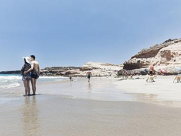 Playas escondidas de Tenerife (Canarias)