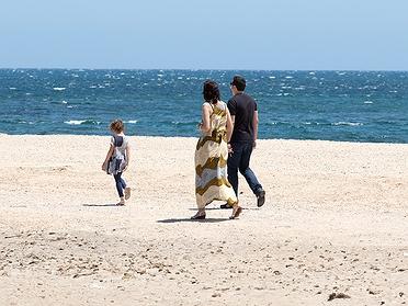 Playas para darse el primer chapuzón