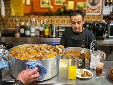 Los mejores bares del Rastro de Madrid