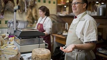 La Quesería: tienda de buenos quesos en Madrid