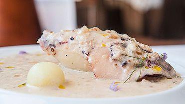 Receta de calamares rellenos a la menorquina, Baleares