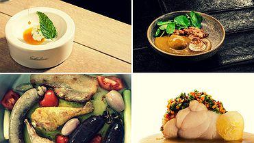 Recetas de Navidad de los chefs