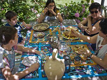 Recetas para un pícnic en la ciudad