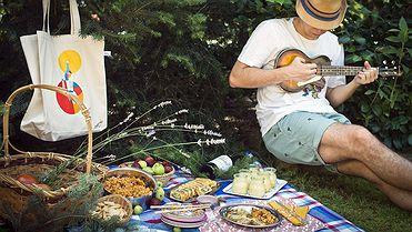 Recetas para un pícnic en la montaña