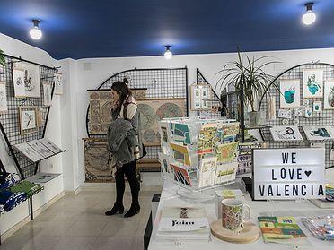 Tiendas de regalos en Valencia