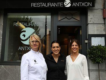 Restaurante 'Antxon' en el bar 'Gaztelumendi' (Irún)