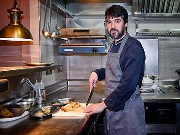 Restaurante 'Baluarte' - cocina soriana de Óscar García