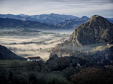 Restaurante 'Casa Marcial' (Arriondas, Asturias): nuevo 3 Soles Repsol 2017