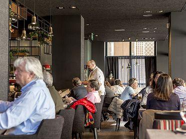 Restaurante 'Lakasa' (Madrid) de César Martín