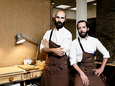 Los espartanos de la cocina silvestre