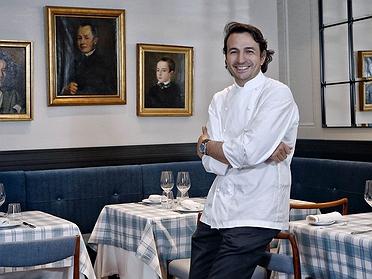 Restaurante 'Narciso' (Madrid)